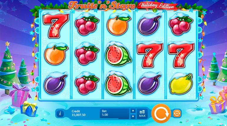 Легендарный классический слот Fruits'n'Stars онлайн