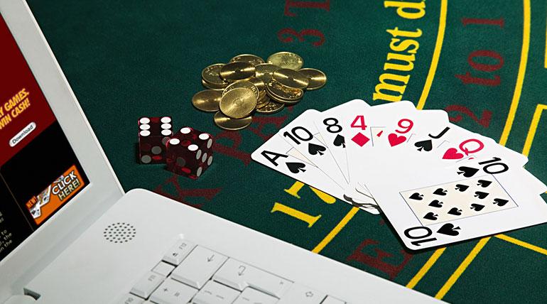 Как выводить деньги в онлайн казино
